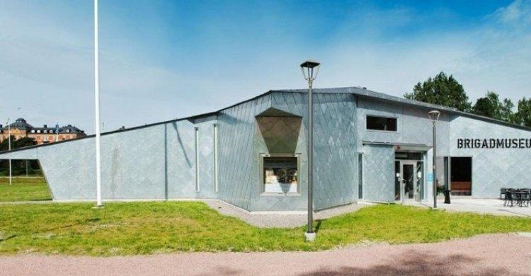 متحف اللواء في كارلستاد السويد