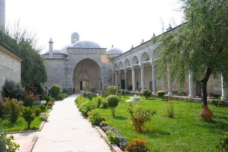 مجمع السلطان بايزيد الثاني في مدينة أماسيا التركية