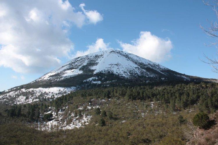 جبل سوماس في أبوتسفورد الكندية