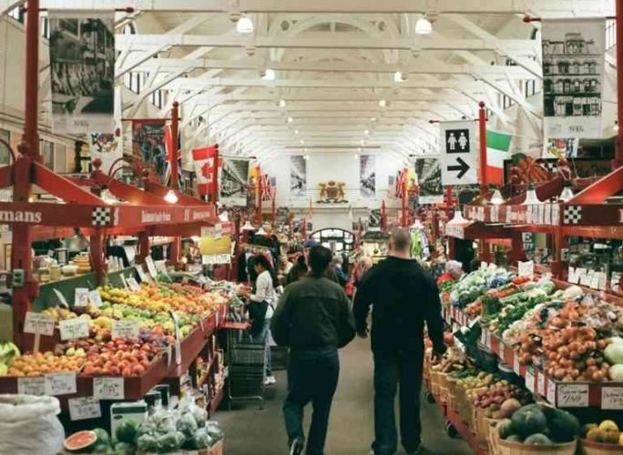 سوق المزارعين