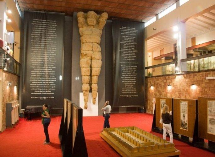 المتحف الأثري الإقليمي في أغريجنتو الإيطالية