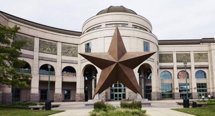 متحف بولوك تكساس التاريخي في أوستن الولايات المتحدة الأمريكية