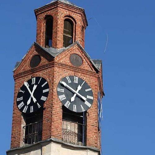 برج الساعة في بريشتينا