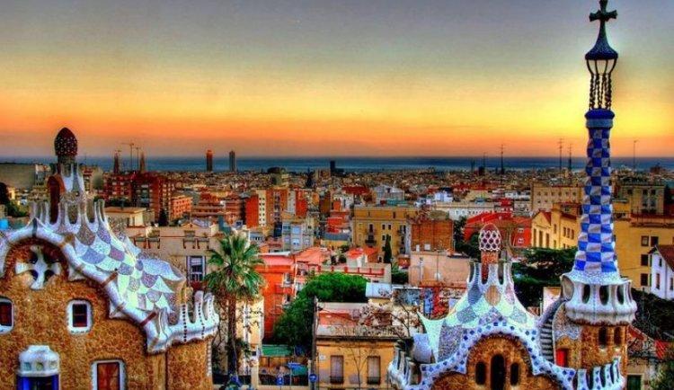 السفر الى برشلونة