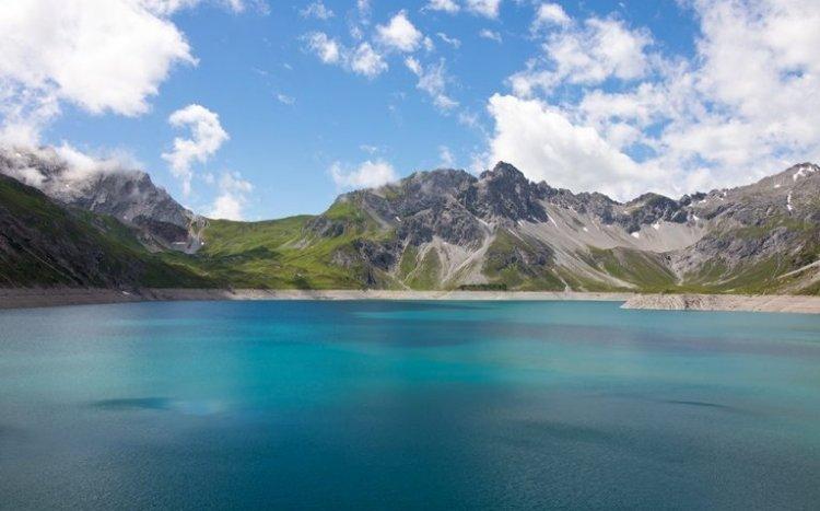 بحيرة كونستانس في فورارلبرغ النمسا