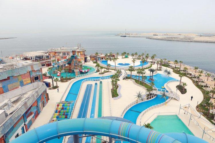 منتزه لاجونا المائي في دبي