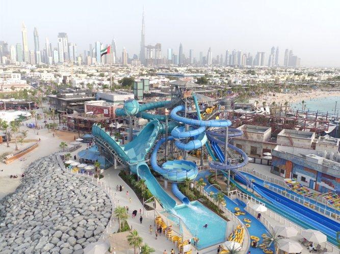 عروض منتزه لاجونا المائي في دبي