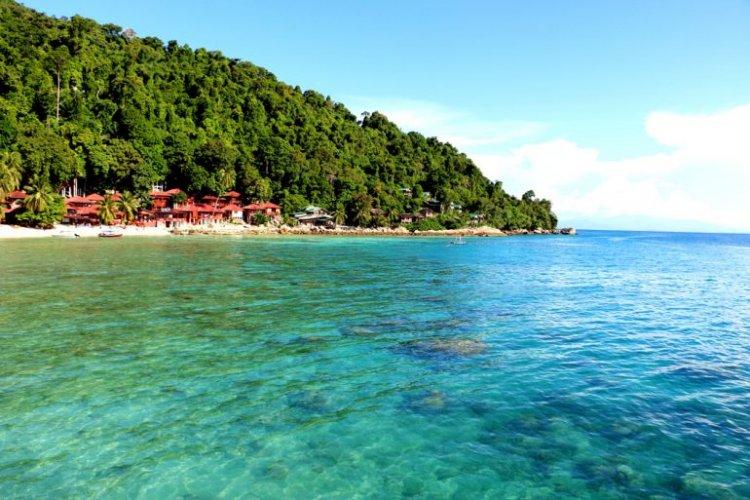 جزر بيرهنتيان في ماليزيا