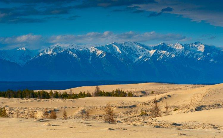 صحراء تشارا