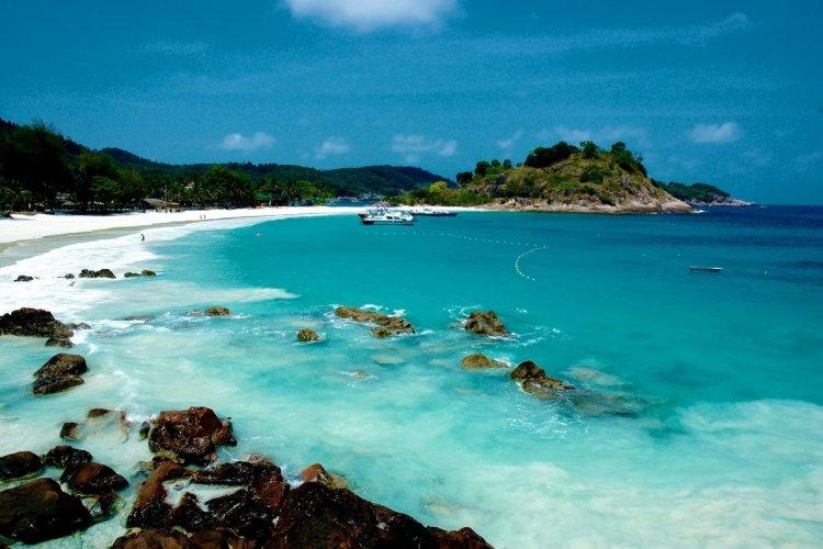 جزيرة بولاو ريدانغ في ماليزيا