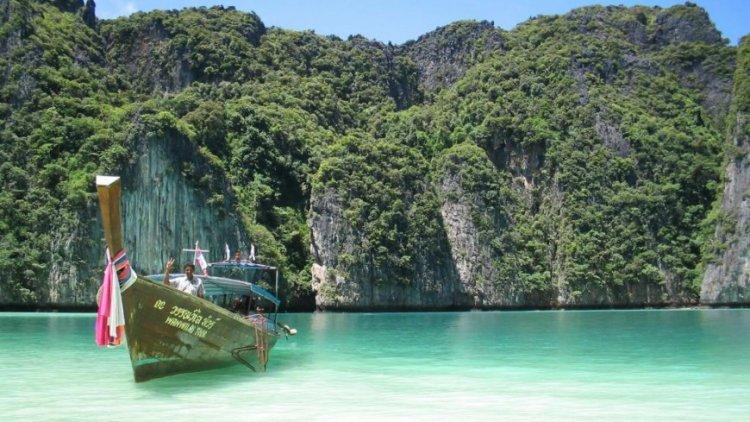 جزيرة بولاو تيومان في ماليزيا