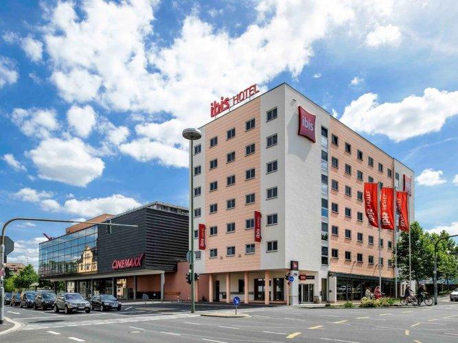 فندق ibis Hotel Würzburg City