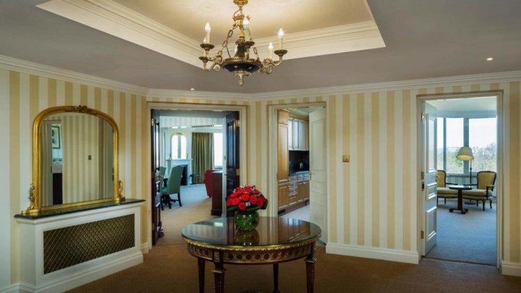 فندق شوفال ثورني كورت آت هايد بارك لندن