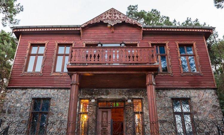 فندق كوسك أورمان البوتيكي.
