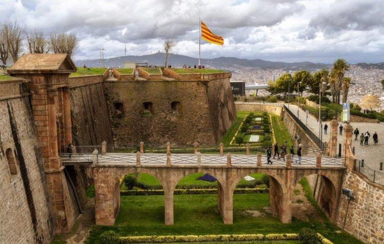 قلعة مونت جويك