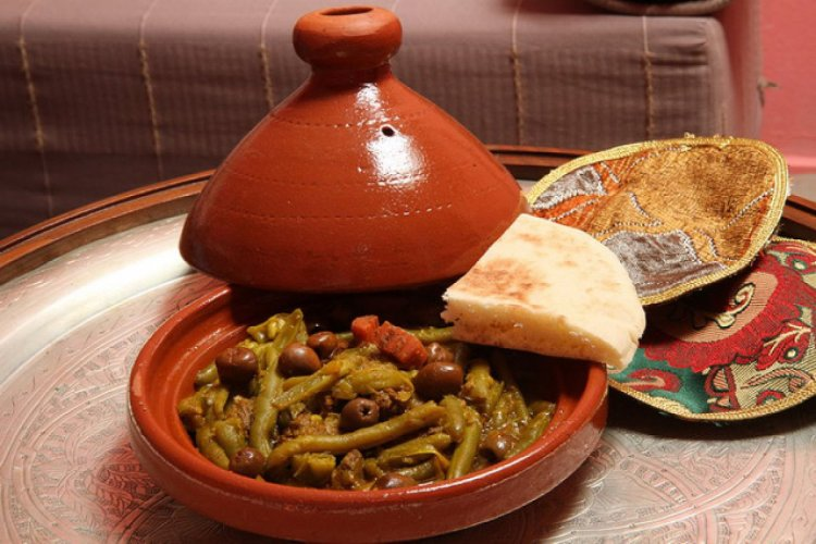 مطعم طجين المغربي