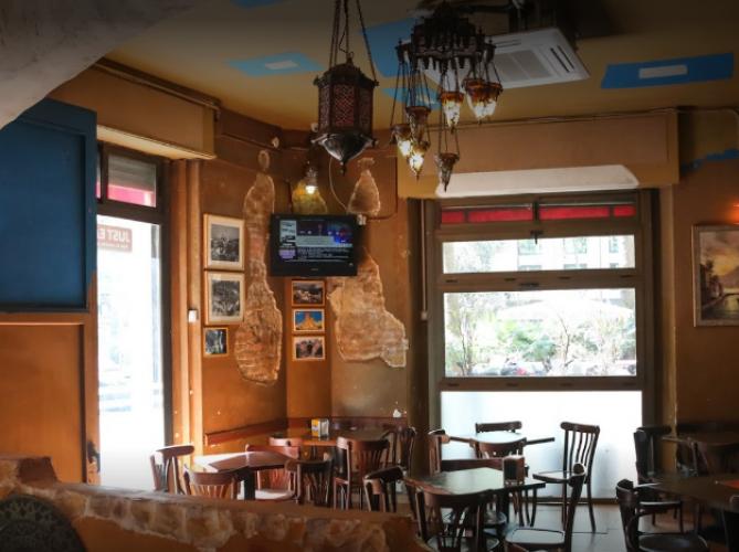 مطعم كبادوكيا