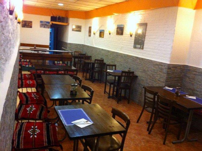 مطعم لبنان