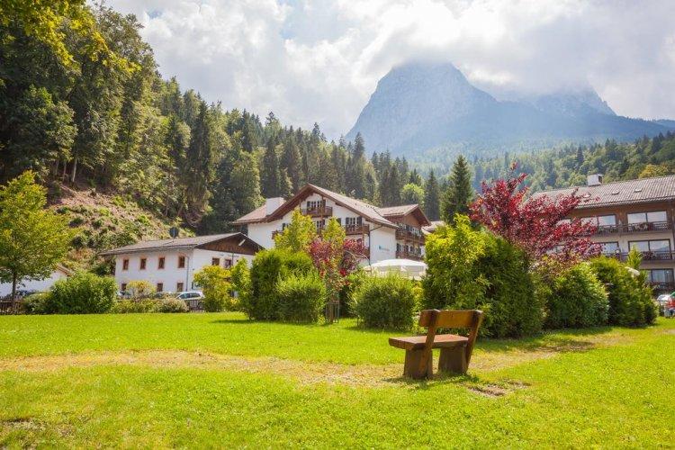 فندق سينتيدو زوجسبيتزي بيرغ هوتيل هاميرسباخ