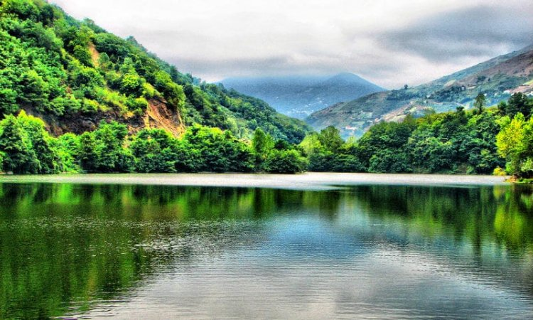 بحيرة سيرا جول في طرابزون