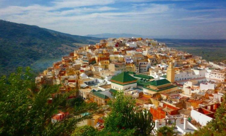 مدينة مكناس في المغرب