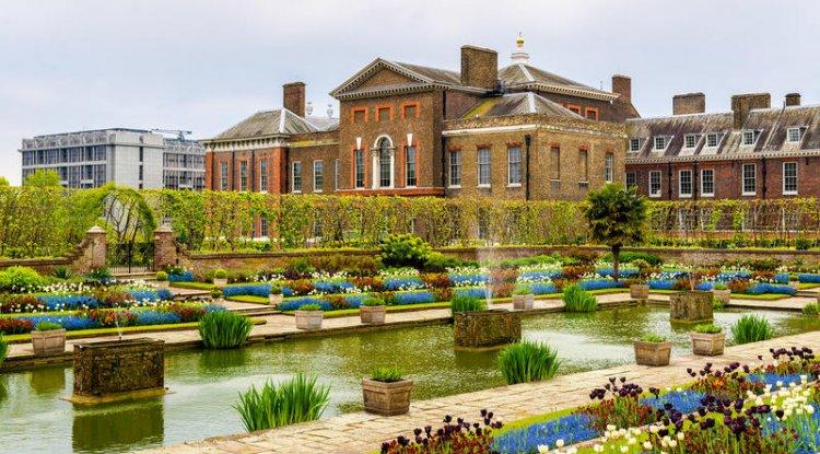 حدائق كينسينغتون في لندن