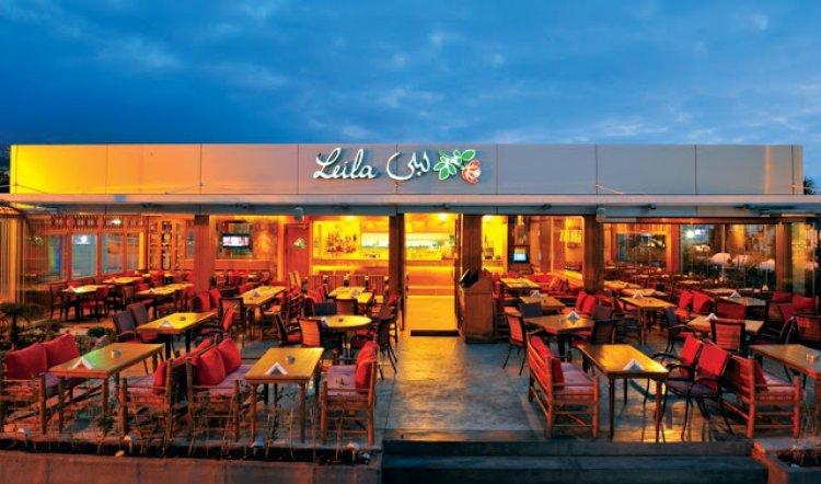 مطعم ليلي