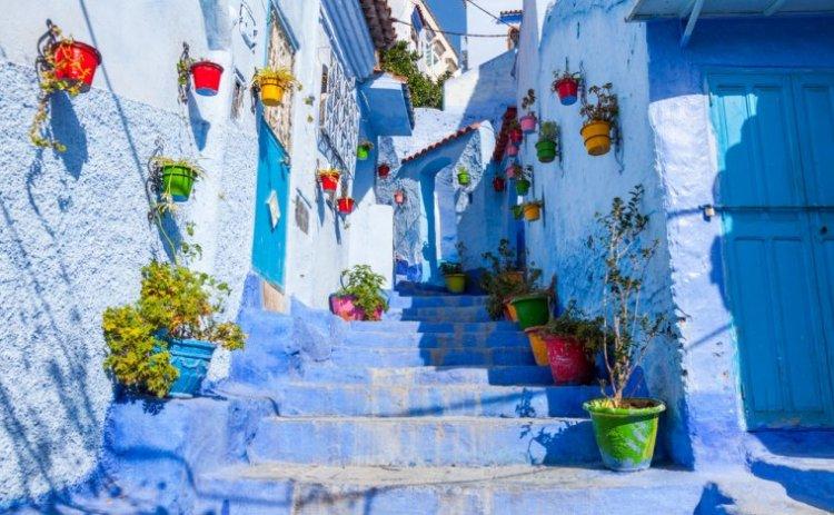 المغرب بلد الفن والتاريخ والتراث