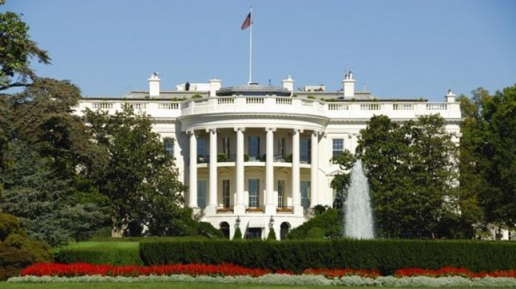 البيت الابيض واشنطن