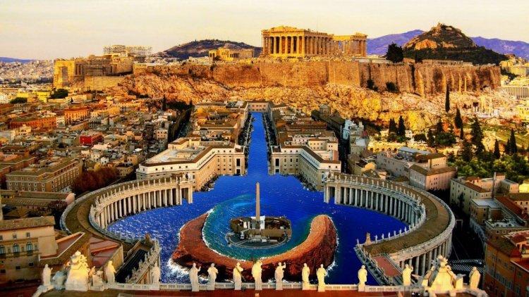 سياحة اثينا