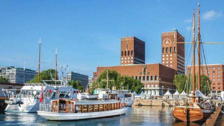 مدينة اوسلو في النرويج