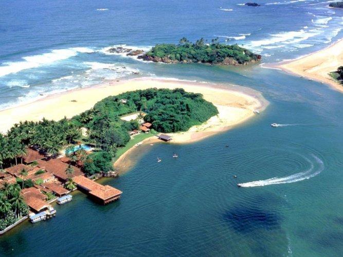 معالم السياحة في سريلانكا