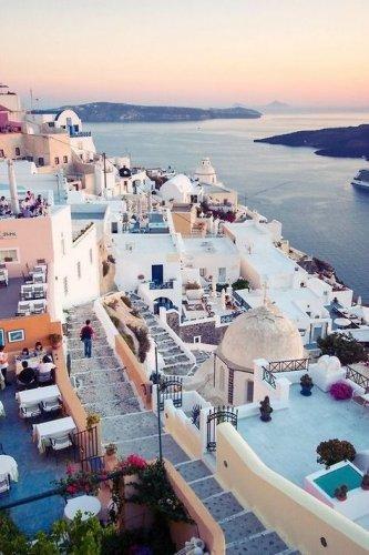 اجمل الجزر السياحية في اليونان