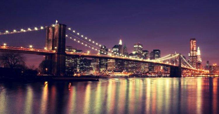 جسر بروكلين في نيويورك