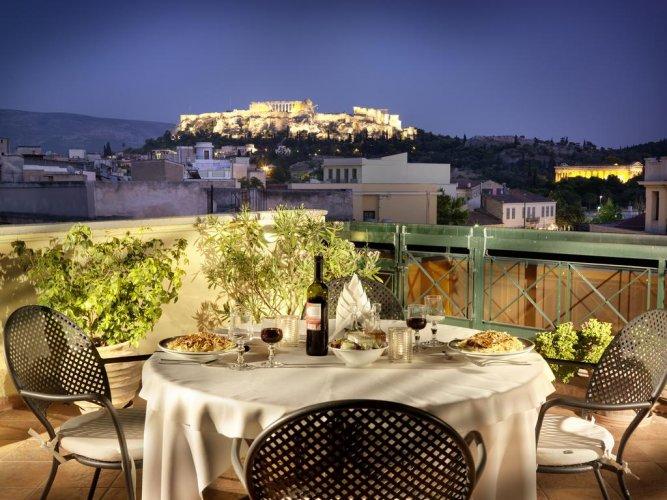 السياحه في اثينا