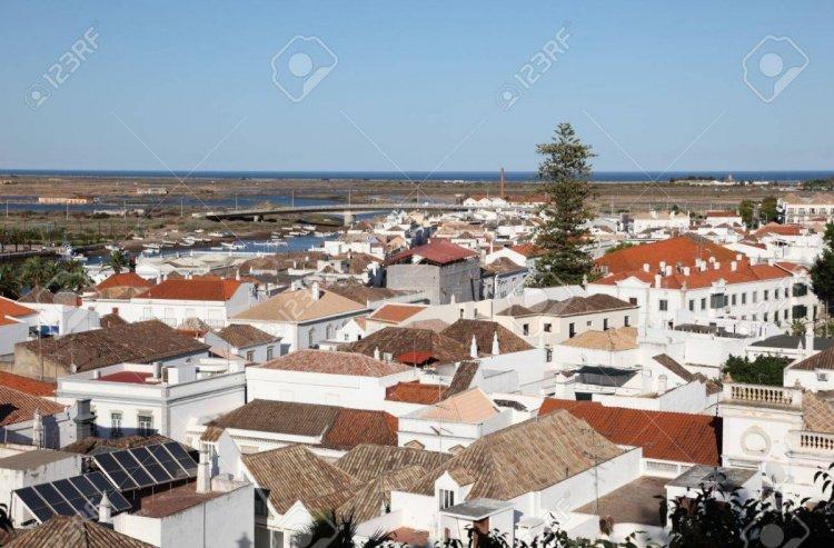 مدينة تافيرا في البرتغال