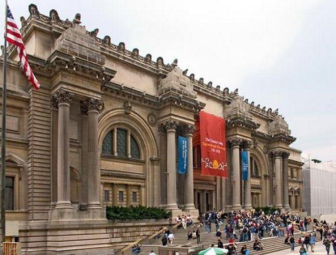 متحف المتروبوليتان للفنون في نيويورك