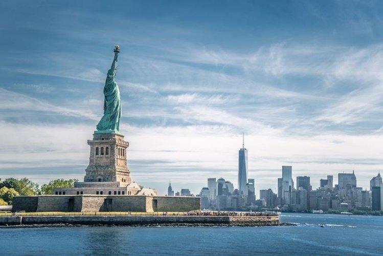 تمثال الحرية في نيويورك