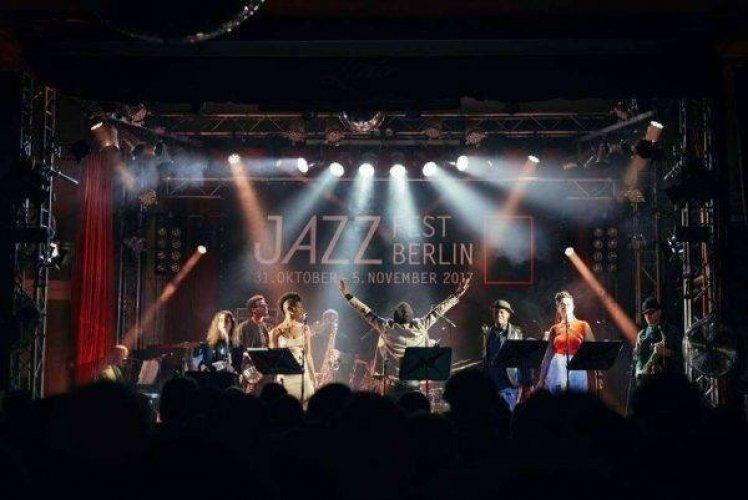 Jazz Fest Berlin في المانيا