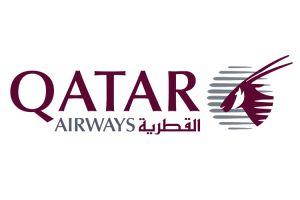 لوجو الخطوط الجوية القطرية