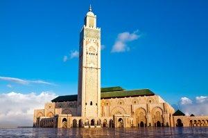 مسجد حسن الثاني