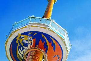 برج النمر في جزيرة سنتوسا