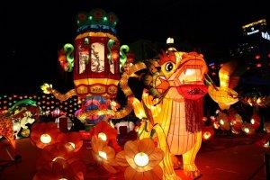 أشهر مهرجانات الصين