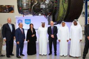 افتتاح مركز صيانة إلكتريك للطيران