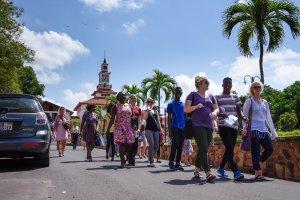 السياحة في أكرا غانا
