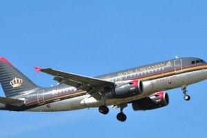 طيران الملكية الأردنية