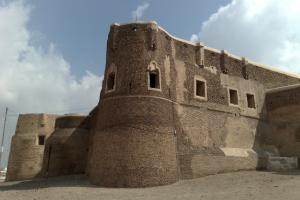 قصر غمدان .. أقدم قصر في العالم
