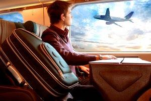 نصائح السفر بالطائرة