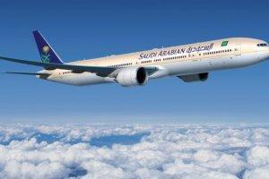 الطيران السعودية