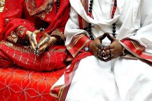الزواج في السودان